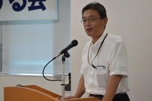 司会 石田昭浩電力総連事務局長